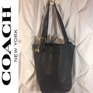 Coach Feed Bucket Bag Vintage